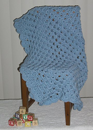 Crochet Afghan Blankets - 8
