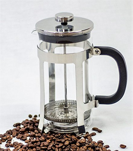Buy Discount Nuvita French Press Coffee Maker | 8-Cup, 34-Ounce Capacity | - Premium Quality - Coffe...
