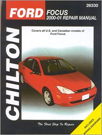 Ford Focus, 2000-2001: Chilton's Total Car Care Repair ... on