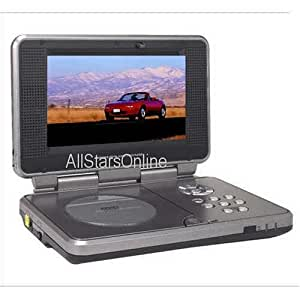 Venturer 7 Inch Portable DVD Player with Dual Screens