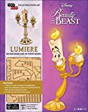 IncrediBuilds: Disney's Beauty and the Beast: Lumiere Deluxe Book and Model Set