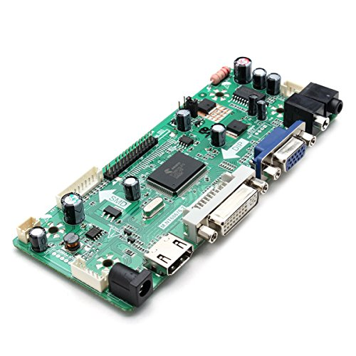 M.NT68676.2A HD Universal LCD Driver Board HDMI VGA DVI With Audio by BephaMart (Image #2)
