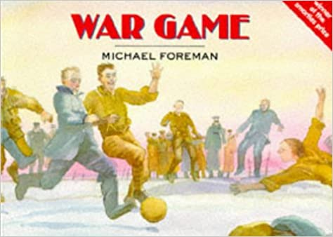 Image result for war game book michael foreman