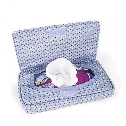Pasito a Pasito Sophie - Funda toallitas, color azul