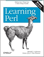 Learning Perl, 6th Edition Front Cover