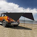 REDCAMP Lightweight Camping Tarp Sun Shelter with