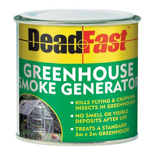 Deadfast Green House Smoke Fumigator