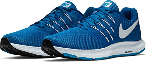 Nike NIKE RUN SWIFT - Zapatillas de running, Hombre, Azul - (Battle Blue/White-Blue Jay-Black)