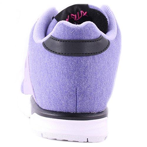 adidas ZX 700, Damen Sneakers Violett (Lila/Schwarz)