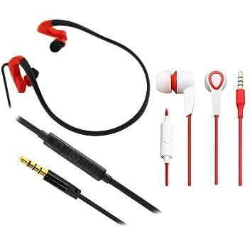 Daioolor R27pro - Auriculares Deportivos con micrófono y Control ...