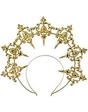Graceart - Diadema para mujer, diseño de sunburst