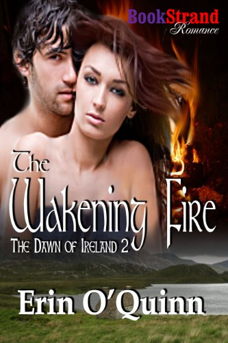 Book: The Wakening Fire (The Dawn of Ireland 2) by Erin O'Quinn