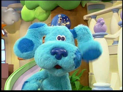 Blue's Room Snacktime Playdate