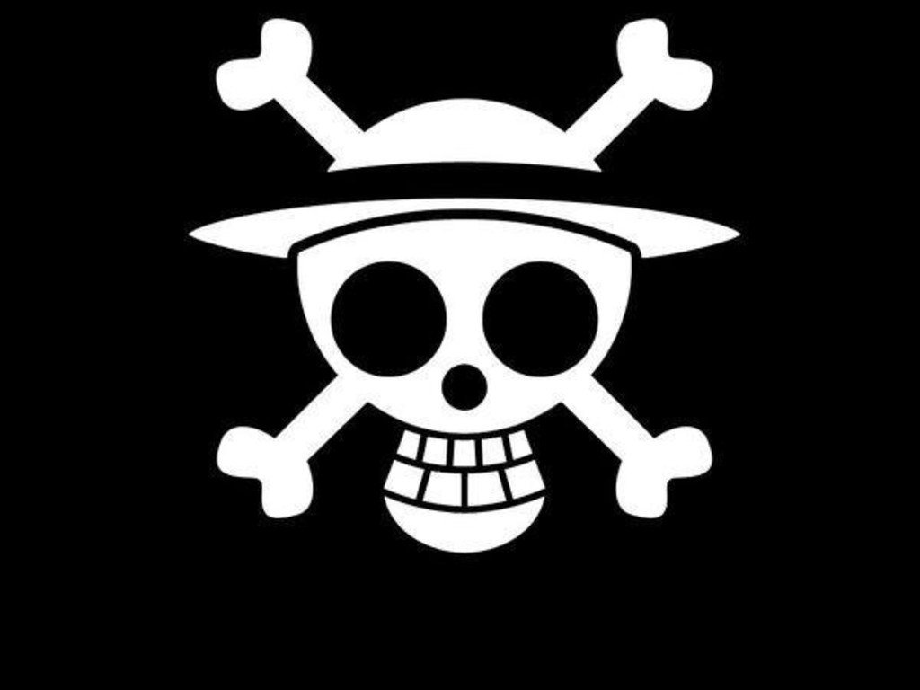 Amazon com keen jolly roger luffy decal vinyl stickercars trucks vans walls laptopwhite55 inkcd338 automotive