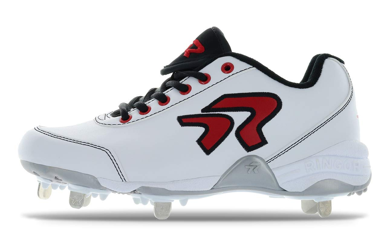 Ringor Bandit Spike 2.0 White-Red-Black 10.0 by Ringor