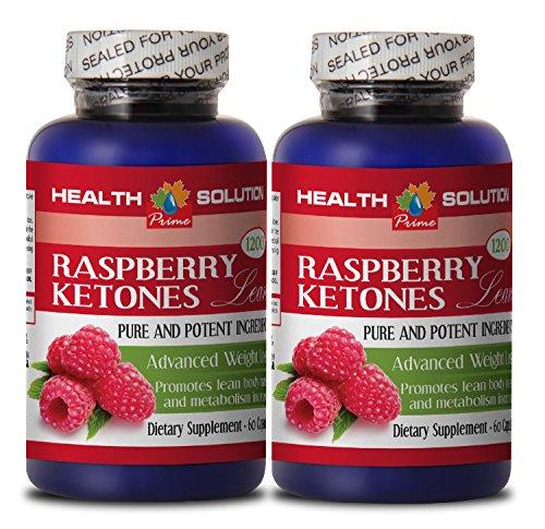 Fat burner pills for men weight loss - RASPBERRY KETONES LEAN (ADVANCED FORMULA) 1200mg - African mango raspberry keytones - 2 Bottles 120 Capsules