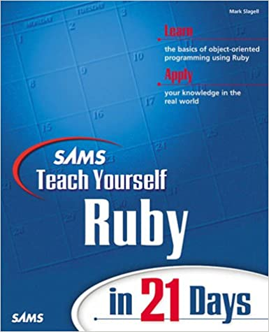 Sams Teach Yourself Ruby In 21 Days Downloads Torrent