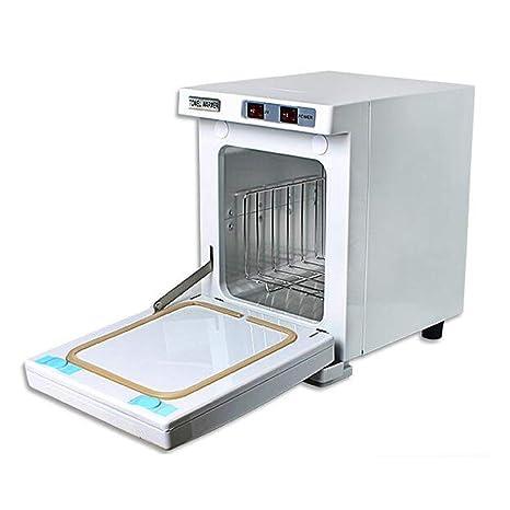 Gabinete De Desinfección De Calefacción De Toalla Húmeda UV De Acero Inoxidable, Pequeño Mini Salón
