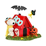 Department 56 Peanuts Snoopy's Spooky Figurine, 3.46 inch