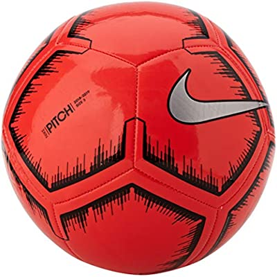 Nike NK PTCH-FA18 Balón de fútbol, Adultos Unisex, University Red ...