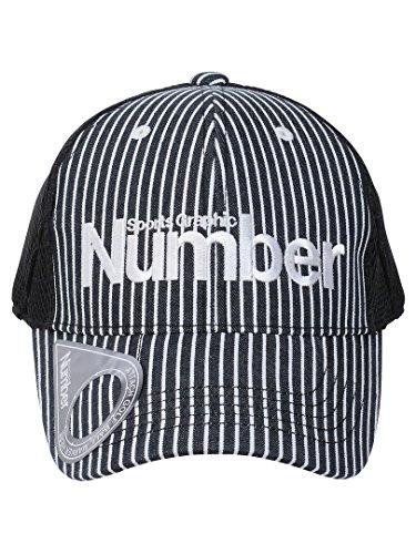 (ナンバー) Number デニムキャップ FREE ブラック