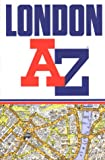 Atlas London A to Z, Geographers' A-Z Map Company Staff, 0850395682