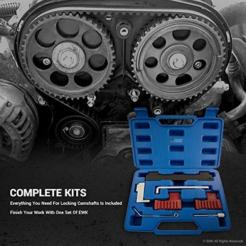 EWK Timing Camshaft Alignment Locking Tool for Vauxhall Opel Chevrolet Fiat Alfa Romeo Saab 16V 1.6 1.8 Engine by EWK (Image #2)