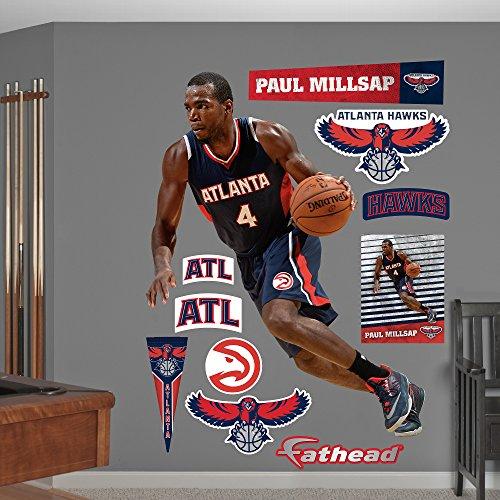 Fathead NBA Atlanta Hawks Paul Millsap