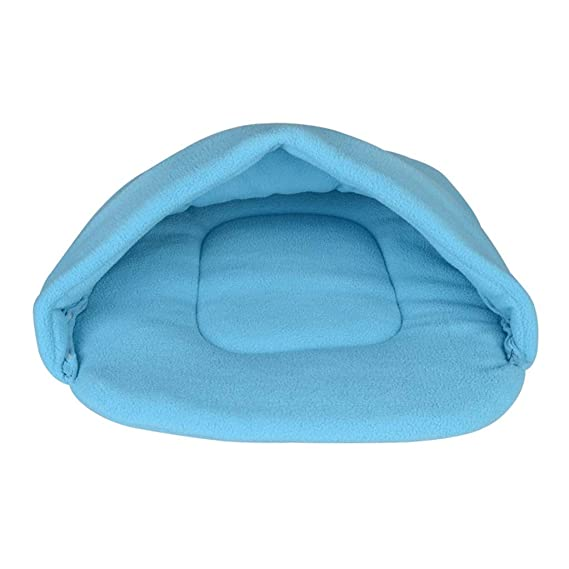 DONGLU Cat Litter House Yurt Dog Sleeping Bag Cama Cat Mat Pet Nest Four Seasons Supplies Caseta de Perro (Color : Gray, Tamaño : 38 * 48cm): Amazon.es: ...