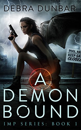 A Demon Bound (Imp Series Book 1) by [Dunbar, Debra]