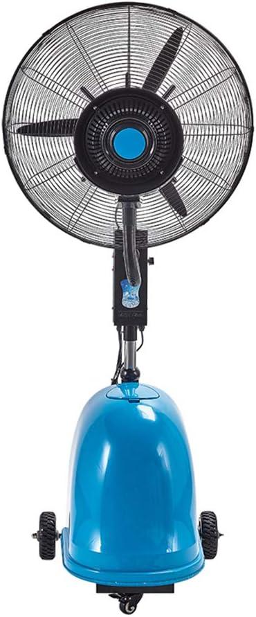 Ventilador Humidificador Nebulizador//Ventiladores de pedestal/3 ...