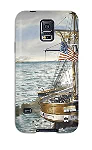 Ship Case Compatible With Galaxy S5/ Hot Protection Case