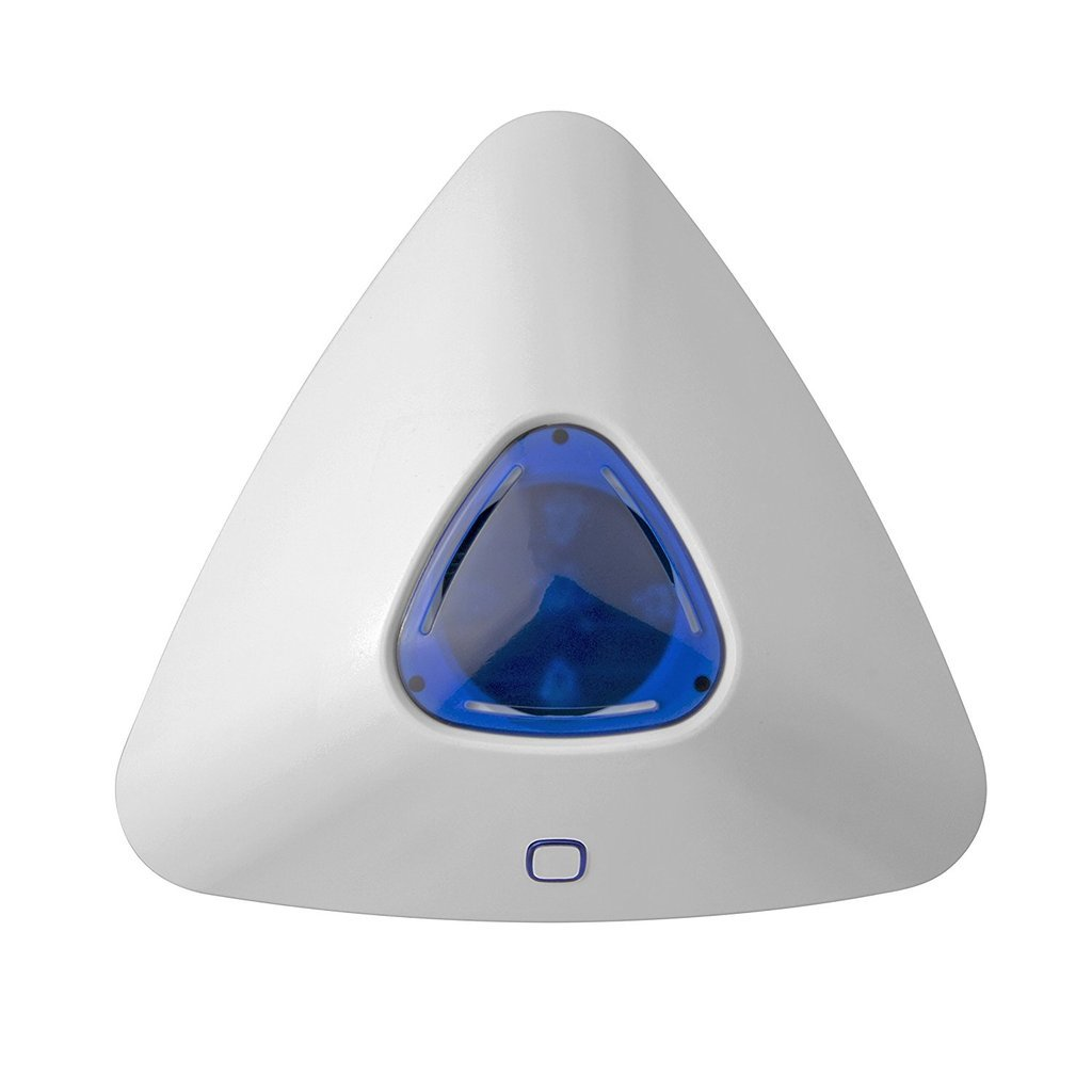 Golden Security micro-computer intelligent control Wireless Indoor Siren with strobe GS-SS07A