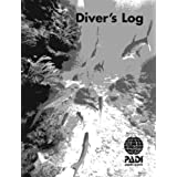 PADI Adventure Log 2000 50 Refill Log Pages for Scuba Diving
