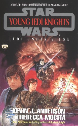 Jedi Under Siege - Book  of the Star Wars Legends
