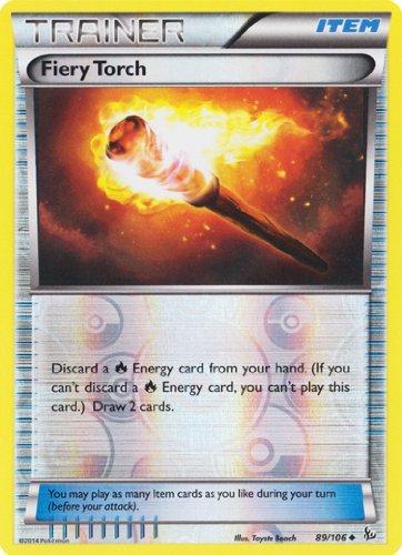 Pokemon - Fiery Torch (89) - XY Flashfire - Reverse Holo