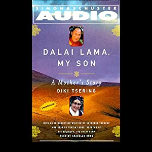 Dalai Lama, My Son Audiobook