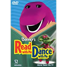 Barney's Read With Me Dance With Me (2005)