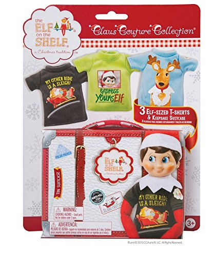 Elf on The Shelf Graphic Tee Multipack Express Yourself Novelty -