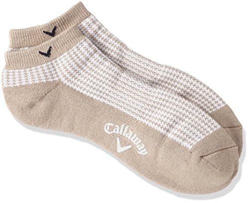 (キャロウェイアパレル) Callaway Apparel < メンズ > 防菌 防臭 アンクル ソックス 靴下 (機能素材ドラロン採用) ゴルフ ウェア 241-7185501