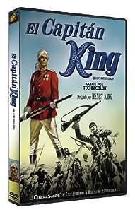 El capitan king [DVD]