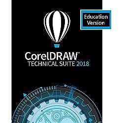 CorelDRAW Technical Suite 2018 - Education Version [PC Download]