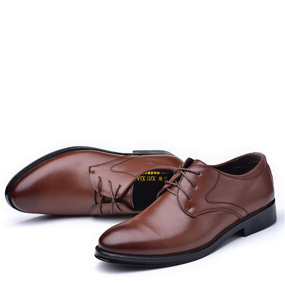 Mens Leather Shoes Oxford Shoes Business Shoes Classic Modern Dress Shoes