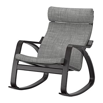 IKEA POANG - Rocking-chair  sc 1 st  Amazon UK & IKEA POANG - Rocking-chair: Amazon.co.uk: Kitchen u0026 Home