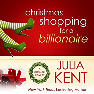 Christmas Shopping for a Billionaire Audiobook