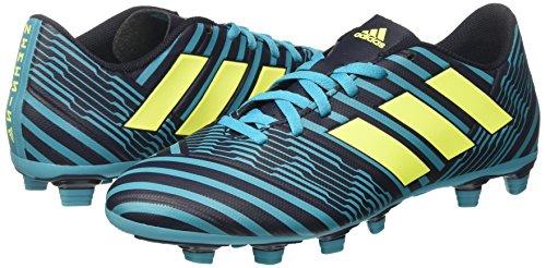 Soccer 4 Multicolores Hommes Jaune Fxg encre Chaussures Pour Solaire Bleu Nemeziz nergie De Legend 17 Adidas YEg1z
