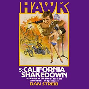 The California Shakedown Audiobook
