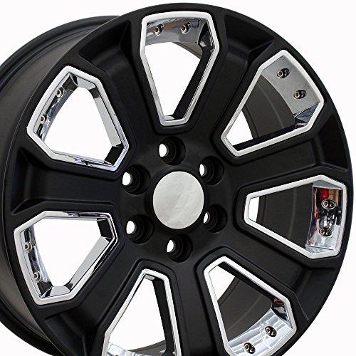 22 chevy truck wheels - 4