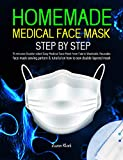 HOMEMADE MEDICAL FACE MASK: How to made 15