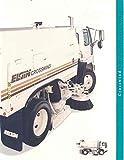 1996 Ford Elgin Crosswind Truck Brochure